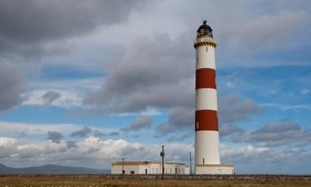 Lighthouse at Tarbat Ness