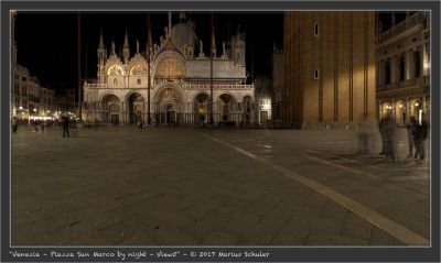 Venezia – Piazza San Marco by night – View5