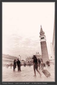 Tschüss Venezia – noch rasch ein Bild!