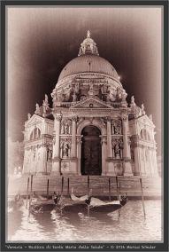 Venezia – Basilica di Santa Maria della Salute