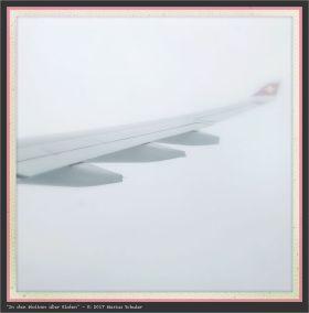 In den Wolken über Kloten