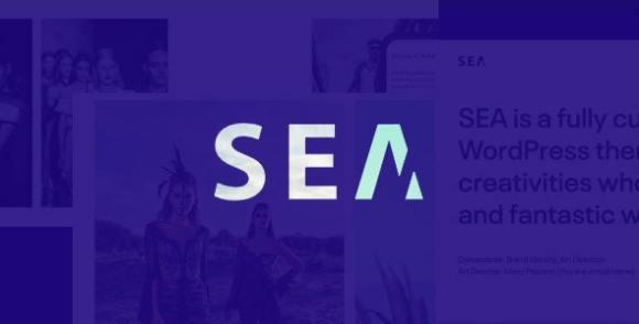 Portfolio SEA WordPress Theme