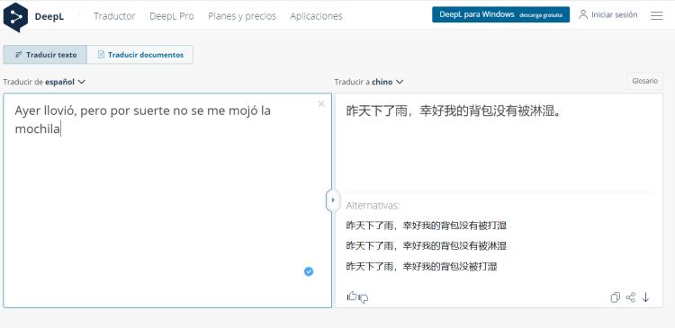 mejores traductores online