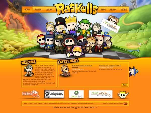 raskulls.com