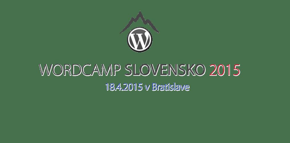 Prichádza WordCamp Slovensko 2015