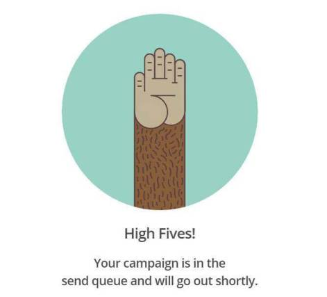high 5 newsletter