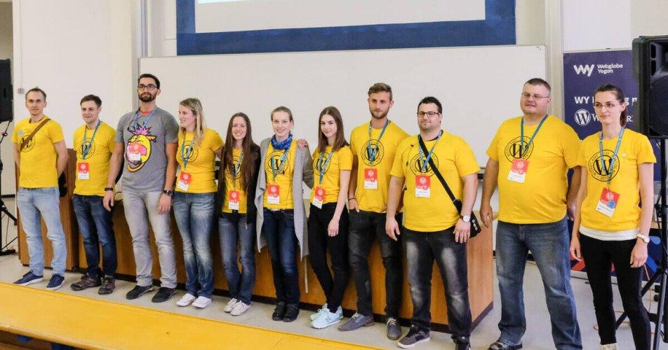 Organizátori WordCamp Bratislava 2017
