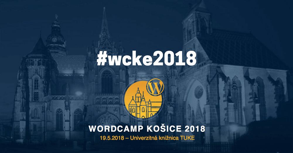 WordCamp po prvýkrát v Košiciach!
