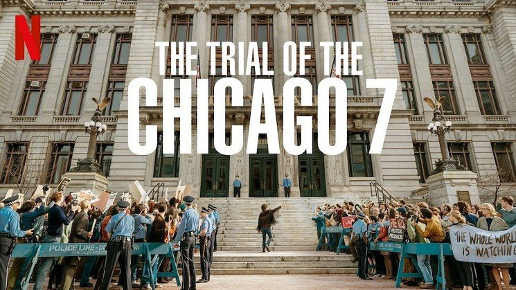 The Trial of the Chicago 7'