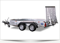 maskin og kombi trailer