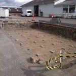 Støbt pool / betonpool