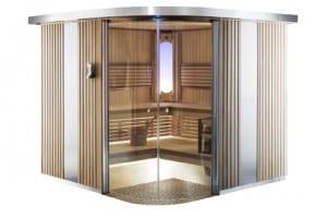 Sauna kabine