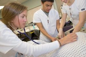Nursing Program at St. Olaf College