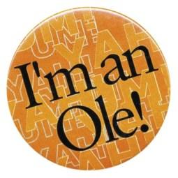 I'm an Ole! button
