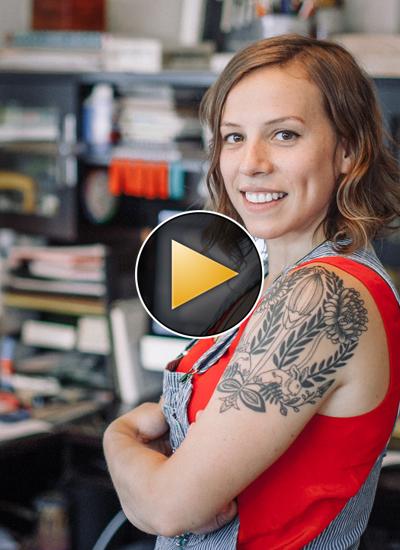 Why St. Olaf? Watch Julie Van Grol
