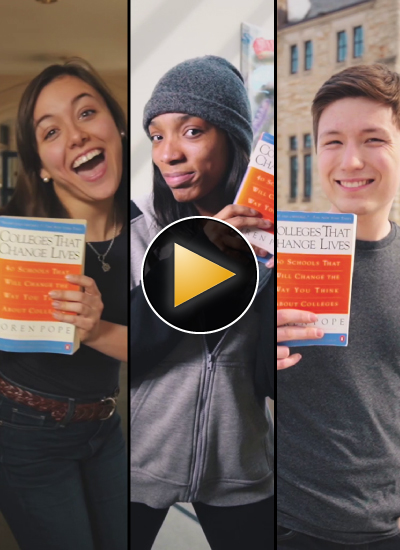 Watch Colleges that Change Lives