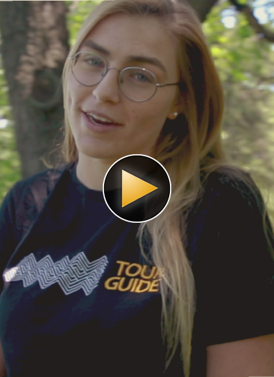 Watch Tour Guide Margret