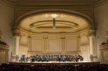 St Olaf Band At Carnegie Hall