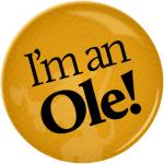 I'm an Ole button
