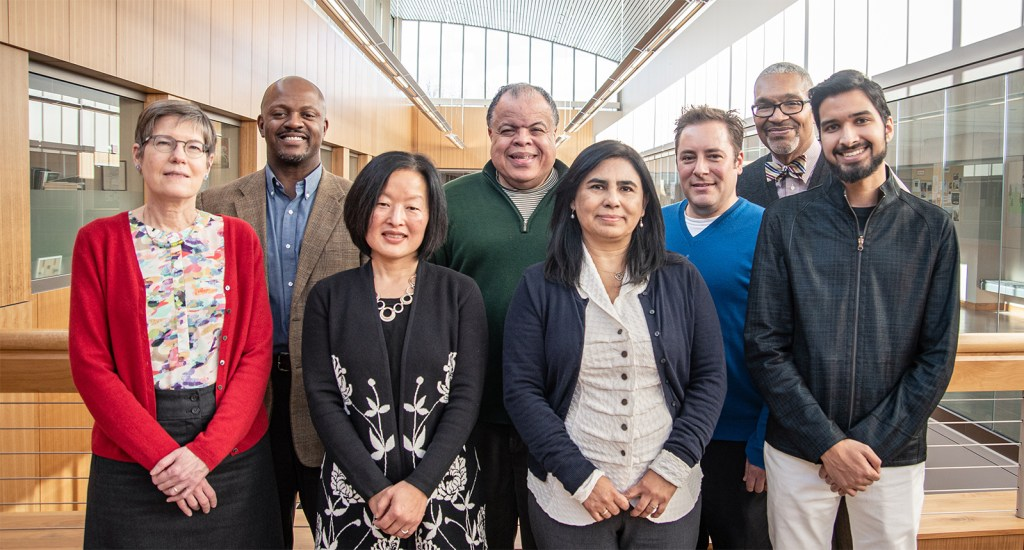 Members of the Council on Equity and Inclusion