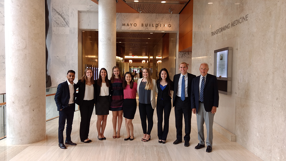 Mayo Innovation Scholars