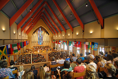 St. Olaf Opening Convocation