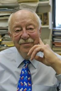 Professor Emeritus of Chemistry Wesley Pearson '54