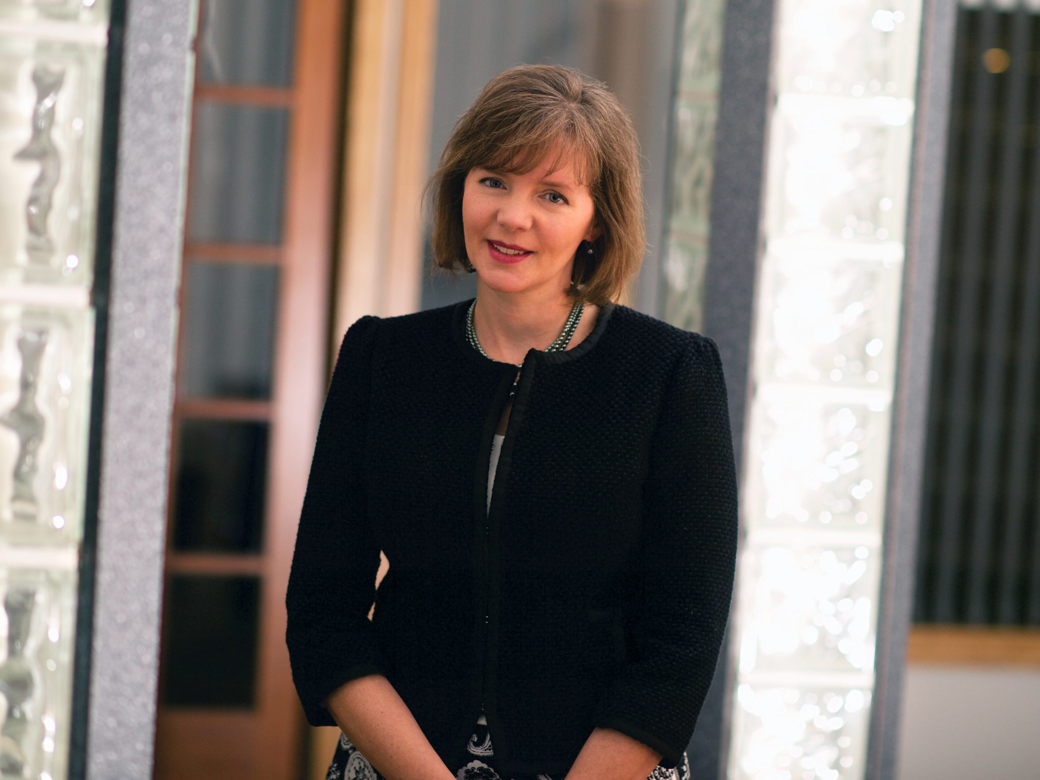 Portrait of Jane Rydholm