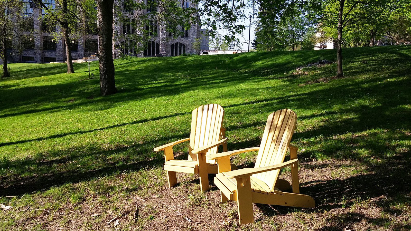 Adventures in the New Humanities: Ain't no cure for the summertime blues –  St. Olaf College