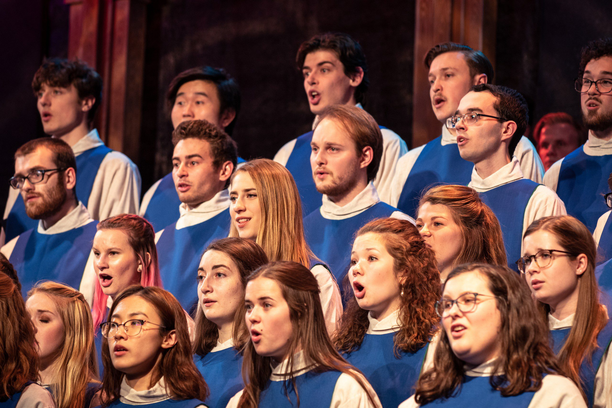 St Olaf Choir Christmas 2020 Senior year in the midst of a pandemic – St. Olaf College