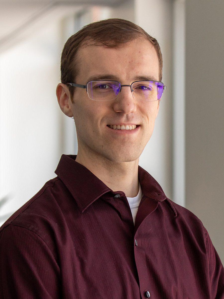 Portrait of Joel Jaeger '14