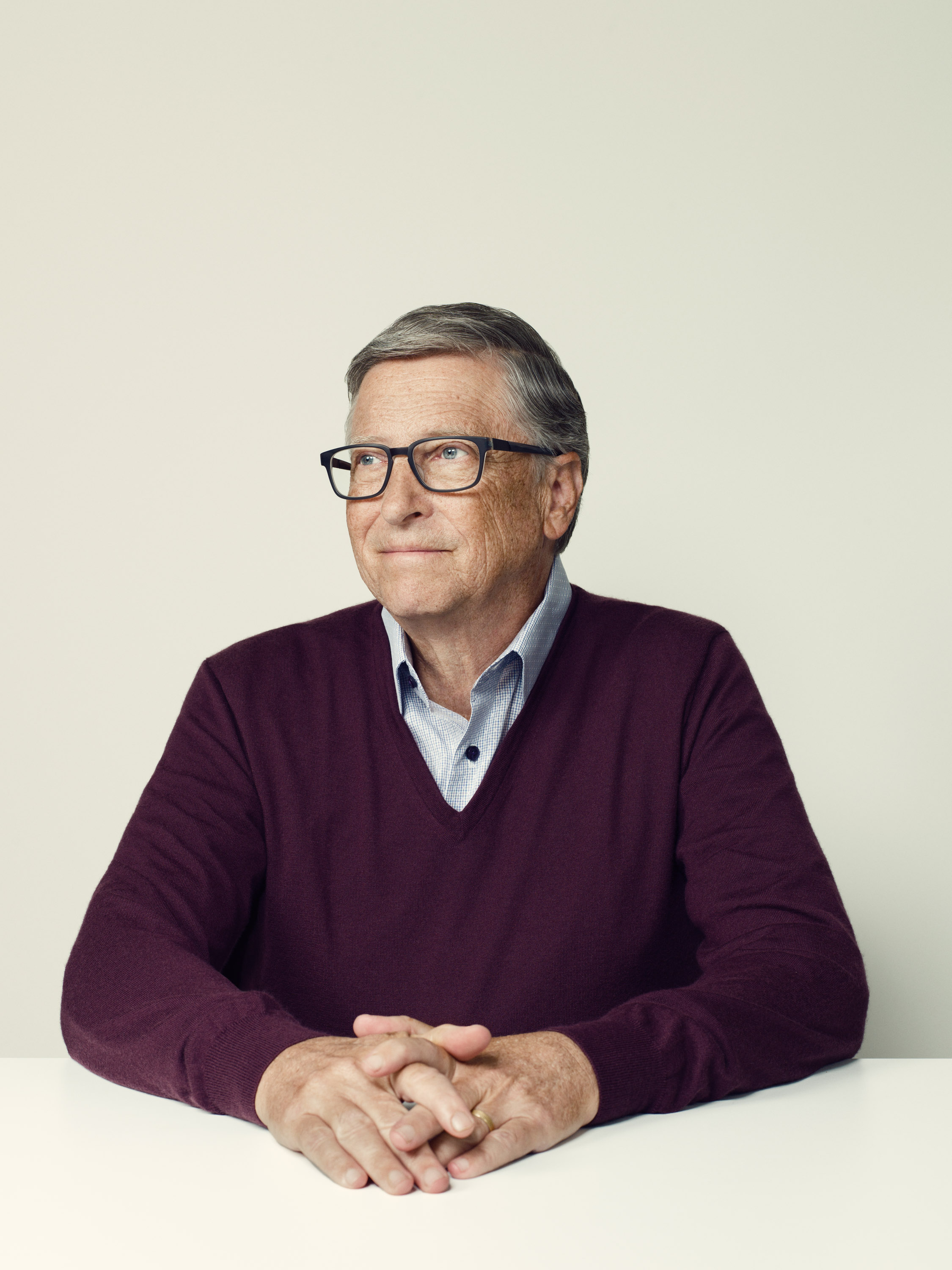 Bill Gates: Rich nations should shift entirely to synthetic beef