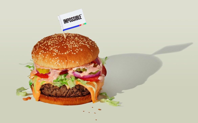 hamburguesa imposible