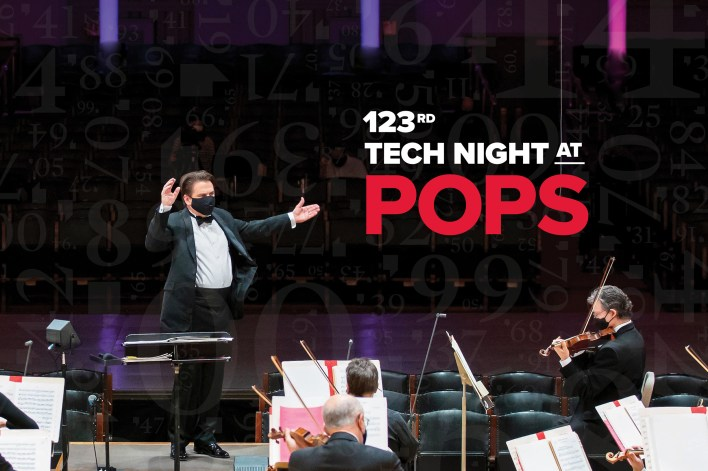 Tech NIght at the Pops