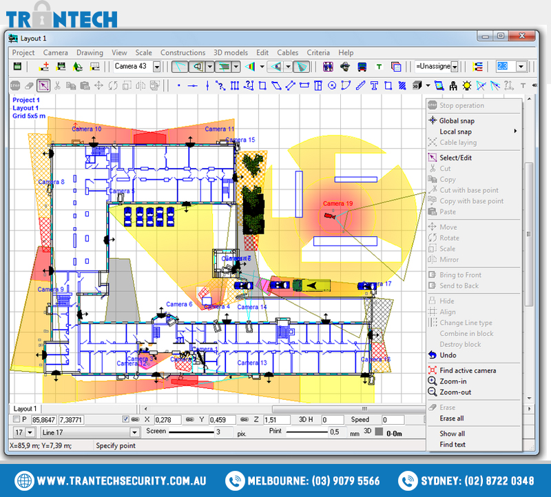 Demo of JVSG software we usually use to calculate theSurveillancesystem