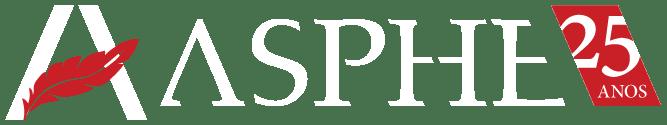 Logo ASPHE 25 Anos