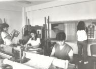 Aula Prática do Curso de Ciências Domésticas.