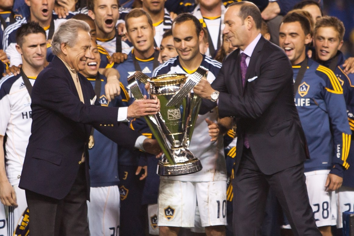 LA Galaxy parent company AEG is up for sale | SBI Soccer