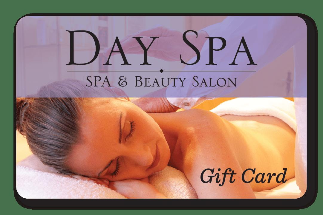 Spa and Salon Gift Card