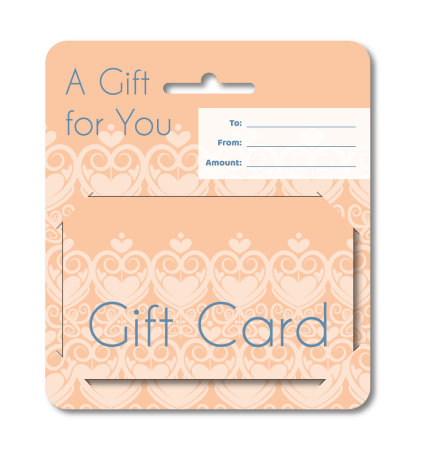 General Gift Lace: Hanging Carrier