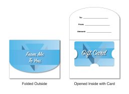 rounded folded carriers