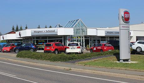 Wagner + Schmid Automobile GmbH Standort Waldheim