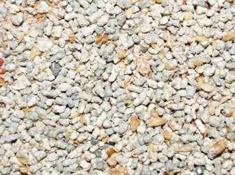 Grit (kleine Verdauungssteinchen) ist im Zoofachhandel erhältlich und als Ergänzung zur Nahrung sehr wichtig, © Gaby Schulemann-Maier