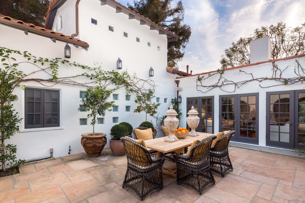House Of The Week An Authentic Spanish Revival Home In