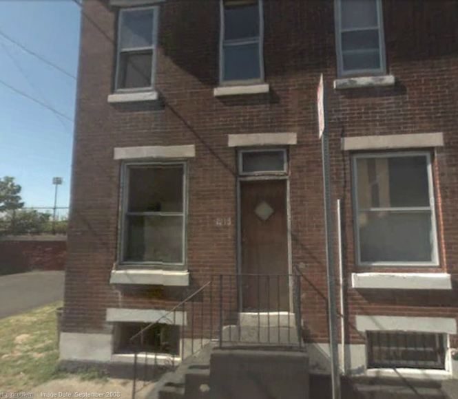 Rocky S Apartment Has Hardly Changed Source Google Maps