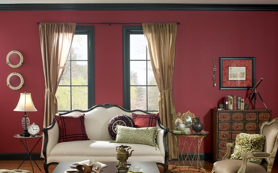 What color should you paint your trim hotpads blog for What color should you paint your living room