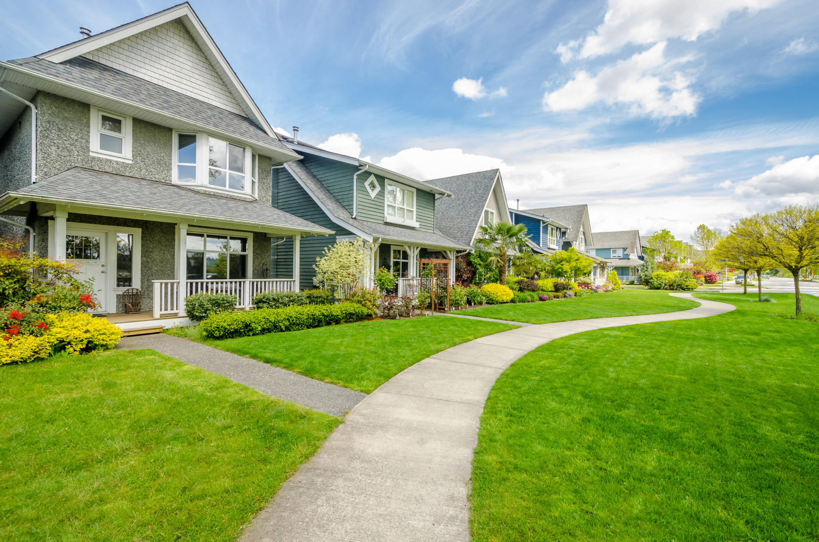 Rockin The Suburbs Home Values And Rents In Urban Suburban And Rural Areas