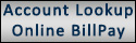 Account Lookup, Pay Your Bill