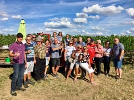 Weinbergwanderung der Lauertaler 2018