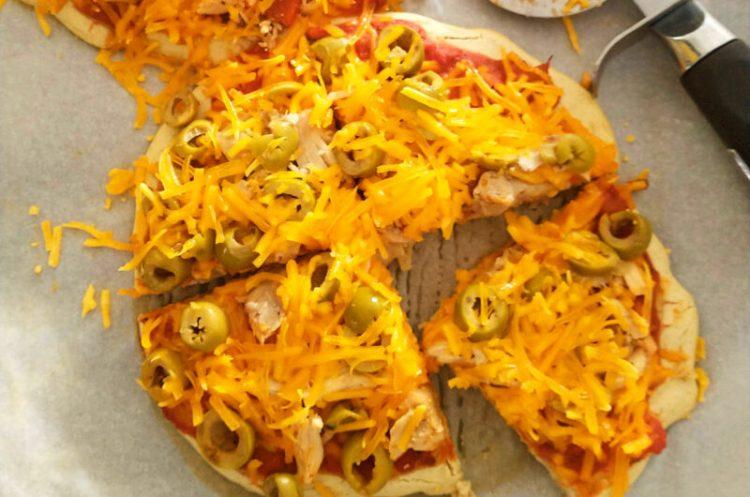 Homemade Gluten & Dairy Free Pizza Dough